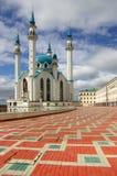 Qol Sharif meczet w Kazan Kremlin, Tatarstan, Rosja Fotografia Royalty Free