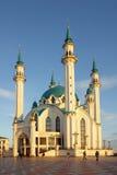 Qol Sharif meczet w Kazan Kremlin, Tatarstan, Rosja Zdjęcie Royalty Free