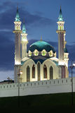 Qol Sharif Mosque in Kazan Kremlin, Tatarstan, Russia Stock Photo