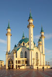 Qol Sharif Mosque in Kazan Kremlin, Tatarstan, Russia Royalty Free Stock Photo