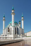 Qol Sharif Mosque in Kazan Kremlin, Tatarstan, Russia Royalty Free Stock Photography