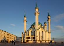 Qol Sharif Mosque in Kazan Kremlin, Tatarstan, Russia Stock Images