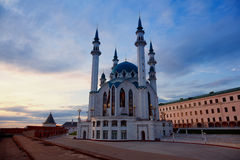 Qol Sharif mosque in Kazan Royalty Free Stock Photography