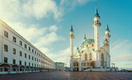 Qol Sharif mosque in Kazan. Russia Royalty Free Stock Image