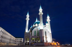 Qol Sharif mosque in Kazan Stock Image