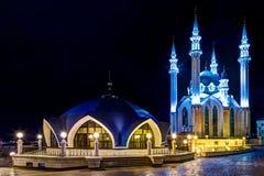 Qol Sharif Mosque. In Kazan, Tatarstan, Russia Royalty Free Stock Photos