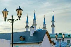 Qol Sharif Qol Sherif,  Kol Sharif. Mosque in Kazan. Russia Royalty Free Stock Photos
