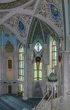 Qolsarif Mosque, Kazan Stock Image