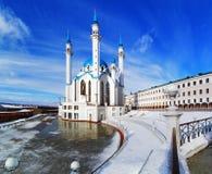 qolsharif мечети kazan kremlin стоковые изображения rf