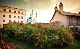 qolsharif Россия мечети kazan kremlin Стоковая Фотография