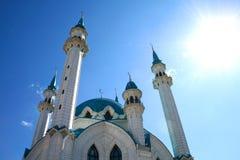 Qolsharif Mosque Royalty Free Stock Photography