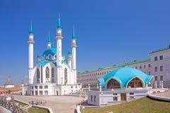 Qolsharif Mosque Royalty Free Stock Photo