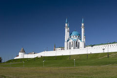Qolsharif mosque  Kazan Royalty Free Stock Images