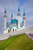 Qolsharif Mosque in Kazan Kremlin, Republic of Tatarstan, Russia Stock Photos