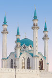 Qolsharif Mosque in Kazan Kremlin, Russia Royalty Free Stock Photos