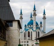 Qolsharif Mosque in Kazan Kremlin, Royalty Free Stock Photo