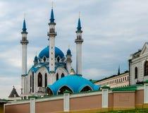 Qolsharif Mosque in Kazan Kremlin, Stock Image
