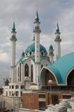 Qolsharif Mosque in Kazan Kremlin Royalty Free Stock Photography