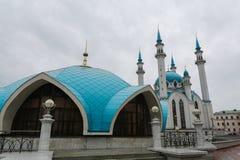 Qolsharif Mosque in Kazan   Tatarstan, Russia Royalty Free Stock Images