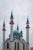 Qolsharif Mosque in Kazan   Tatarstan, Russia Royalty Free Stock Image
