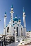 Qolsharif mosque minaret/ Kazan Royalty Free Stock Photo
