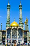 Qom Fatima Masumeh Shrine 03 fotos de archivo