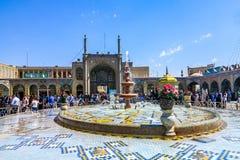 Qom Fatima Masumeh Shrine 05 stock images