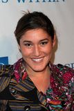 Qorianka Kilcher. At the 3rd Annual Change Begins Within Benefit Celebration, Los Angeles Times Central Court, Los Angeles, CA 12-03-11 Royalty Free Stock Images
