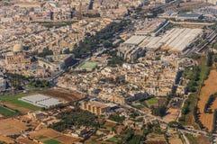 Qormi in Malta Stock Foto's