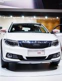 Qoros 3 miasto SUV, Motorowy przedstawienie Genewa 2015 zdjęcie stock