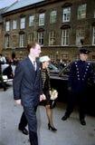 QOUNTESS ALEXANDRA ÖNSKAR MAKEN FÖR DIVROCED FRON 2ND Royaltyfri Bild