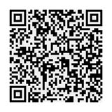 QR barcode sticker isolated on white background, 3d illustration.  Stock Photography