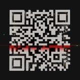 QR code stock fotografie