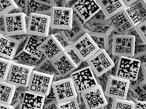 QR code vector illustration