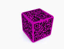 QR Code Stock Photography