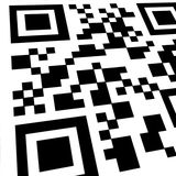 QR Code Royalty Free Stock Photos
