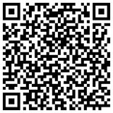 QR code abstract pattern Royalty Free Stock Images