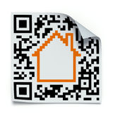 QR code concept Royalty Free Stock Images