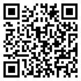 QR code example Stock Image