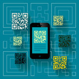 QR Code Stock Images