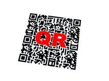 QR code Royalty Free Stock Image