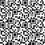 QR Code Seamless Pattern Background Royalty Free Stock Images