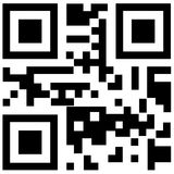 Qr code for smart phone vector illustration