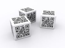 QR codes  Stock Photos