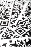 QR Codes Royalty Free Stock Image
