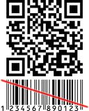 Qrcode and Barcode Stock Photos