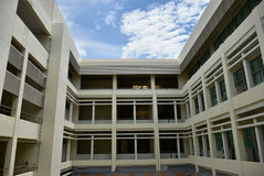QS-κτήριο στοκ φωτογραφίες με δικαίωμα ελεύθερης χρήσης