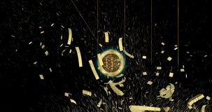 QTUM QTUM cryptocurrency coin demolish main world currencies.