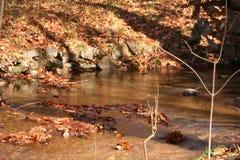 Québec d'Au d'automne d'en de nature de La/belle cascade Photo libre de droits