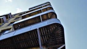 ¿Qué balcón? Foto de archivo libre de regalías